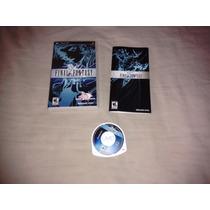 Final Fantasy 1 Original Psp Americaco Aceito Mp