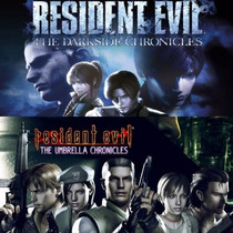 Re Resident Evil Chronicles Hd Collection ## Ps3 C/ Garantia