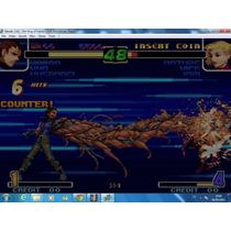 Cd Relíquia Emulador M.a.m.e Neo Geo Jogos Antigos