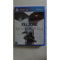 Vendo Killzone Shadow Fall Ps4 Novo E Lacrado
