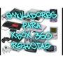 Emuladores De Jogos Para Xbox 360 Jtag/rgh