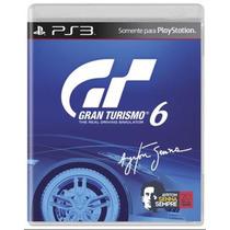 Gran Turismo 6 Ps3 Em Português Novo E Lacrado