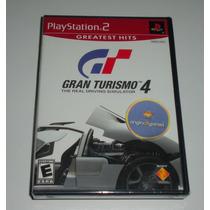 Gt Gran Turismo 4 Jogo Ps2   Produto Original