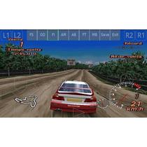 Emulador De Playstation1 Para Pc Com 1 Joystick Vibra Call