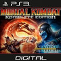 Mortal Kombat 9 Komplete Edition Ps3 Playstation 3 Completo