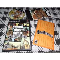 Gta San Andreas (em Português) !!! Ps 2 Game !!!!