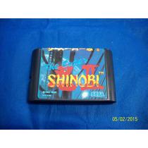 Rara Shinobi 2 Mega Drive Sega Testada!