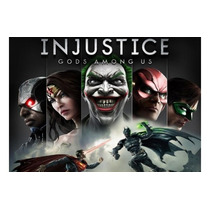 Injustice Gods Among Us -envio Imediato-