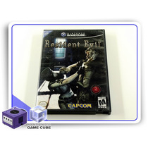 Gc Resident Evil Gamecube Original