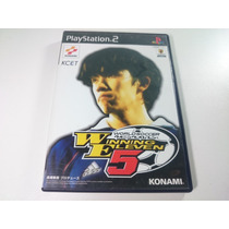 Jogo Playstation Two (2) - Winning Eleven 5 Original Japonês