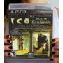 Ico & Shadow Of The Colossus - Ps3. Lacrado. Pronta Entrega