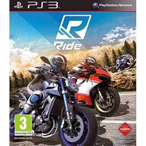 Ride Ps3 Digital Mg Promoção!!!