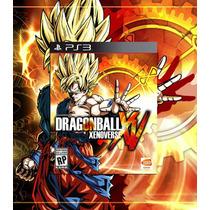 Dragon Ball Xenoverse Ps3 Código Psn + Dlc De Pré-venda