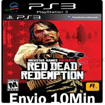 Red Dead Redemption [** Baixe Da Psn Playstation3 Ps3 **]