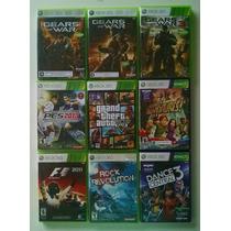 Jogos Xbox Semi Novos - 9 Jogos Promoção - Gta 5 Dance Gears