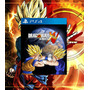 Dragon Ball Xenoverse Ps4 Código Psn + Dlc De Pré-venda