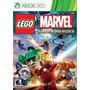 Lego Marvel Super Heroes - Xbox 360 - Original Lacrado