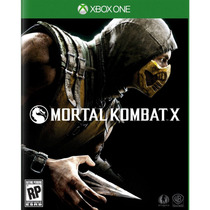 Mortal Kombat X 10 Xbox One Português Novo Original Lacrado