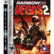 Rainbowsix Vegas 2 - Somente Trocas