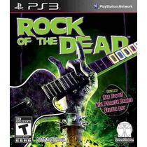 Promocao De Jogos!!! Rock Of The Dead Para Ps3!!!