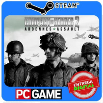 Company Of Heroes 2 - Ardennes Assault Steam Cd-key Global