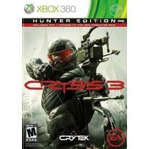 Crysis 3 Hunter Edition - Perfeito Estado