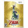 The Legend Of Zelda: Skyward Sword Wii / Wii U - Impecável !