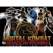 Patche Mortal Kombat Shaolin Monks Play2