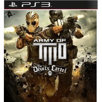 Army Of Two¿ The Devil¿s Cartel - 100% Sony - Cod Psn