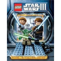 Lego Star Wars Iii The Clone Wars (disney) X360