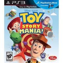 Toy Story Mania Psn Ps3 Midia Digital Original