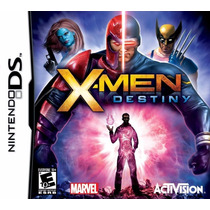 X-men Destiny Nintendo Ds Nds Marvel Original Novo E Lacrado