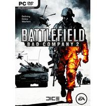 Jogo Battlefield: Bad Company 2 Para Pc Novo Frete Grátis