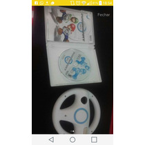 Mário Kart Wii + Volante