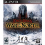 Lord Of The Rings War In The North Ps3 - Mídia Digital