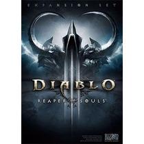 Diablo 3: Reaper Of Souls Português Pt Br Ps3 Código Psn