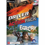 Jogo Driver Parallel Lines Action Pack Far Cry Para Pc A6479