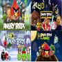 Angry Birds Pack Com 4 Jogos Com Chave Full Pc