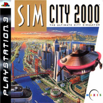 Sim City 2000 Ps3 Psn Midia Digital Original