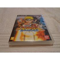 Naruto Shippuden Ultimate Ninja Storm Generation Midia Fisic