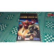 Iron Man 2 Psp Completo Original Americano Sony Psp