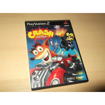 Ps2 - Crash Tag Team Racing (americano)