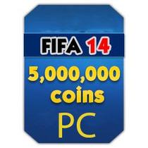 Fifa 14 Coins 5kk Para Pc Apenas Essa Semana !!