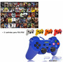 10 Patchs Playstation 2 Ps2 + 2 Controles Ps1/ps2 Coloridos