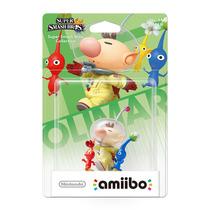 Amiibo Olimar Super Smash Bros New Nintendo 3ds E Wii U