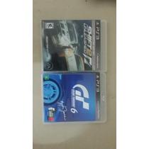 3 Jogos Ps3 Need For Speed, Gt6 E Gta4