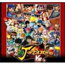 J-stars Victory Vs+ Jogos Ps3 Codigo Psn