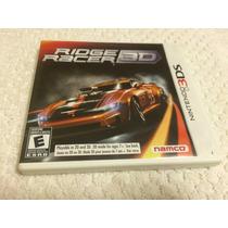 Ridge Racer 3d (nintendo 3ds, 2011)