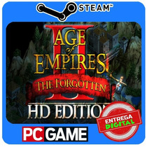 Age Of Empires Ii Hd: The Forgotten Dlc Steam Cd-key Global