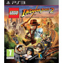 Game Lego Indiana Jones 2: The Adventure Continues - Ps3